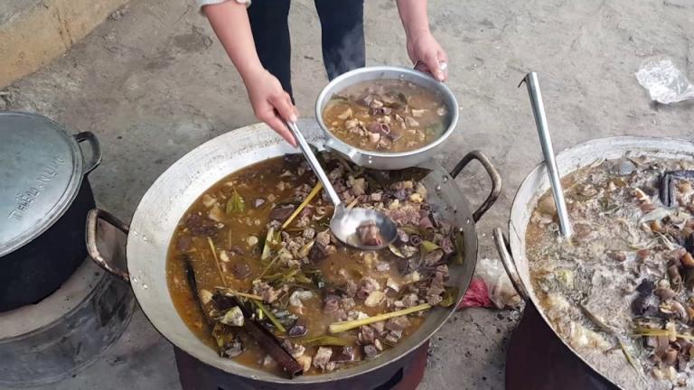 Ẩm thực Hà Giang độc đáo níu chân du khách