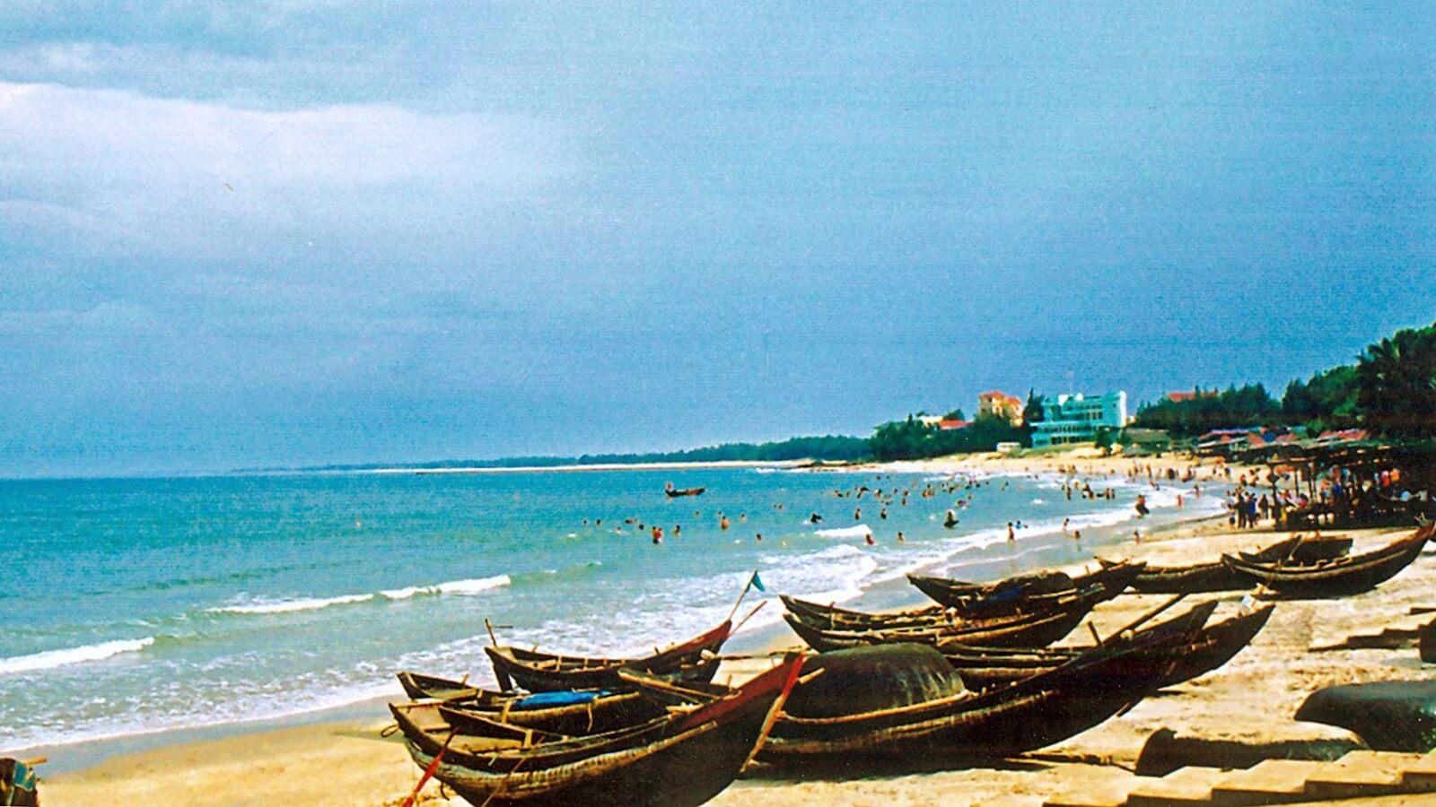 Top 10 bãi biển miền bắc